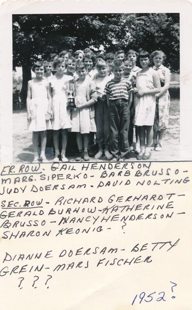 1950's-kids