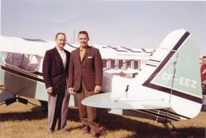Bun Widmweyer & Reuben Grein
