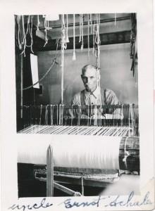 Ernst Schule - Weaver