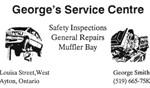 George's Service Centre