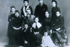 Hawkins Gr. Grndpa & family