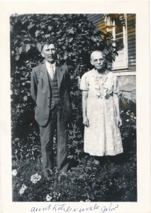 Mr & Mrs John Fisher - 1938