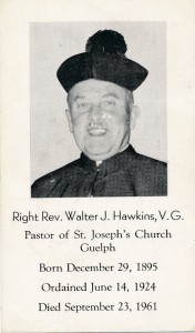 Rev W Hawkins