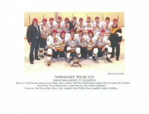 2008-09 Normanby Wildcats