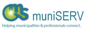 muniSERV logo with tagline